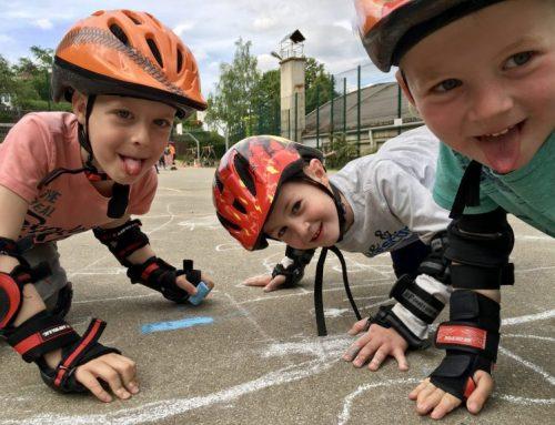Začetek vadbe pri Alpski šoli