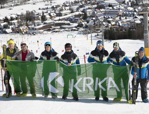 Krkina tekma 2020 v Kranjski Gori